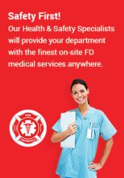 Firefighter Medicals