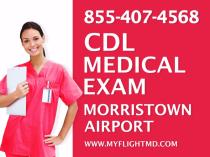 CDL DOT Medical Exams